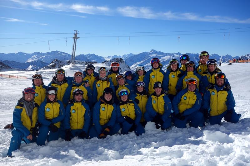 Gruppenbild SCV Stubai